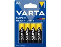 Baterie Varta Superlife tužkové AA 4ks
