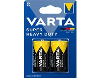 Baterie Varta C SuperLife 2pack