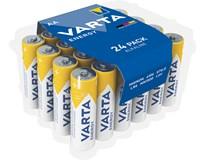 Baterie Varta Energy tužkové AA 24ks