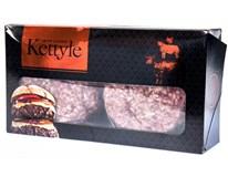 Hovězí hamburger (10% dry) chlaz. 4x200g