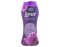 Lenor Amethyst&Flower Bouquet Aviváž perličky do praní 1x210g