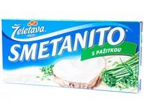 Želetava Smetanito pažitka chlaz. sýr tavený 1x150g