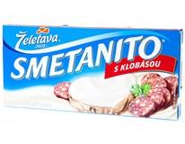 Želetava Smetanito klobása sýr tavený chlaz. 1x150g