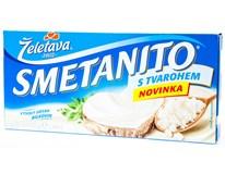 Želetava Smetanito s tvarohem sýr tavený chlaz. 1x150g