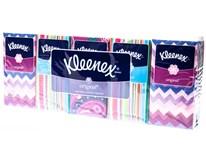 Kleenex Original kapesníčky 3-vrstvé balené 10x10ks
