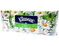 Kleenex Heřmánek kapesníčky 3-vrstvé balené 10x10ks