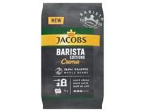 Jacobs Barista crema káva zrnková 1x1kg