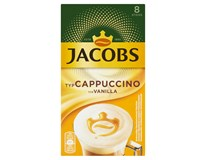 Jacobs Cappuccino Vanilla 8x15g