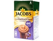 Jacobs Cappuccino Choco Milka 8x18g