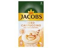 Jacobs Cappuccino Caramel 8x17,8g
