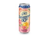 Zlatopramen Radler Grep/Rozmarýn pivo nealkoholické 24x500ml