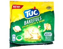 Tuc Bakefuls cream chees and onion krekry 1x80g