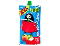 Hello XXL broskev ovocná přesnídávka 10x200g