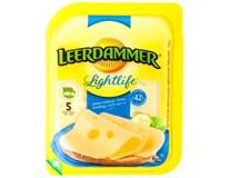 Leerdammer Lightlife sýr plátky chlaz. 1x100g