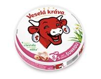 Veselá Kráva sýr tavený chlaz. 1x120g