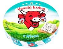 Veselá Kráva Tavený sýr s nivou 1x120g