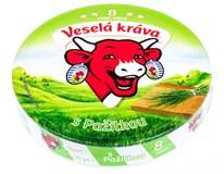 Veselá Kráva Tavený sýr s pažitkou 1x120g