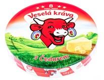 Veselá Kráva Tavený sýr s Čedarem 1x120g