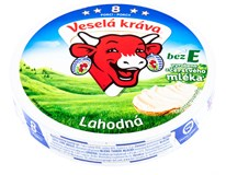 Veselá kráva Natur sýr tavený chlaz. 1x120g