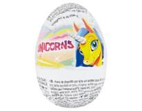 Zaini Unicorns Čokoládové vajíčko s překvapením 24x20g