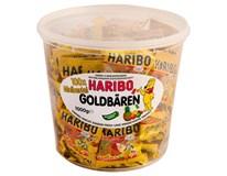 Haribo Mini Goldbären želé s ovocnou příchutí 100x10g