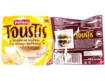 Toastís Chléb toastový světlý 1x300g