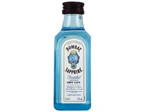 Bombay Sapphire London Dry Gin 47% 12x0,05L