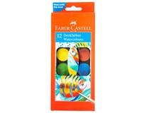 Barvy vodové Faber-Castell velké 30mm 1ks