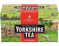 Yorkshire Tea Černý sáčkový čaj - mix 1x40ks/125g