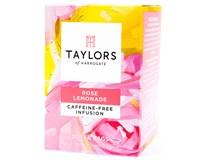 Taylors of Harrogate Tea Rose Lemonade Ovocný čaj Růžová limonáda 1x50g (20 sáčků)