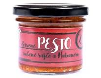Zach's Pesto&Chilli Pesto sušená rajčata/ Habanero/ sýr 1x120g