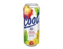Cool Nealko Pivo nealkoholické světlé Jablko a hruška 4x500ml plech