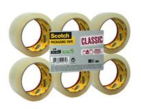 Páska balicí čirá 3M Scotch 6r