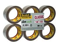 Páska balicí hnědá 3M Scotch 6r