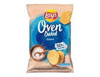 Lay's Oven Baked Salt chipsy 1x125g