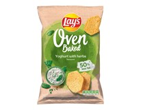 Lay's Oven Baked Yoghurt&Herbs chipsy 1x125g