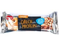 Emco Tyčinka Pistácie s ořechem a proteinem 1x35g