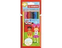 Pastelky Stabilo Color 12ks