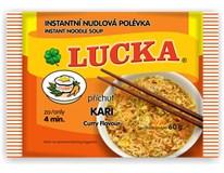 Lucka Polévka instantní nudlová kari 1x60g