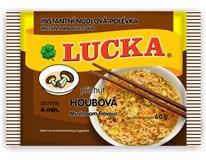Lucka Polévka instantní nudlová houbová 1x60g