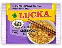 Lucka Polévka instantní nudlová česneková 1x60g