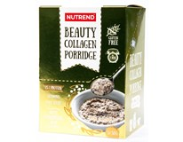 Nutrend Beauty Collagen Porridge Kaše proteinová s kolagenem 5x50g
