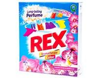 Rex Malaysian Orchid&Sandalwood Color Prací prášek (4 praní) 20x260g