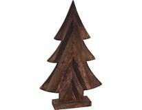 Dekorace - strom dřevěný 32cm 1ks