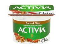 Danone Activia Jogurt datle/ chia semínka 8x120g