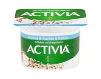 Danone Activia Jogurt kokos/ špalda/ kakao 8x120g