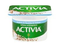 Danone Activia Jogurt kokos/ špalda/ kakao 24x120g