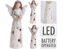 Anděl LED 32cm 1ks