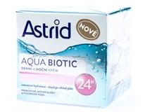 Astrid Aqua Biotic Krém normální a smíšená pleť 1ks