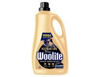 Woolite Darks, Denim, Black Tekutý prací přípravek (60 praní) 1x3,6L